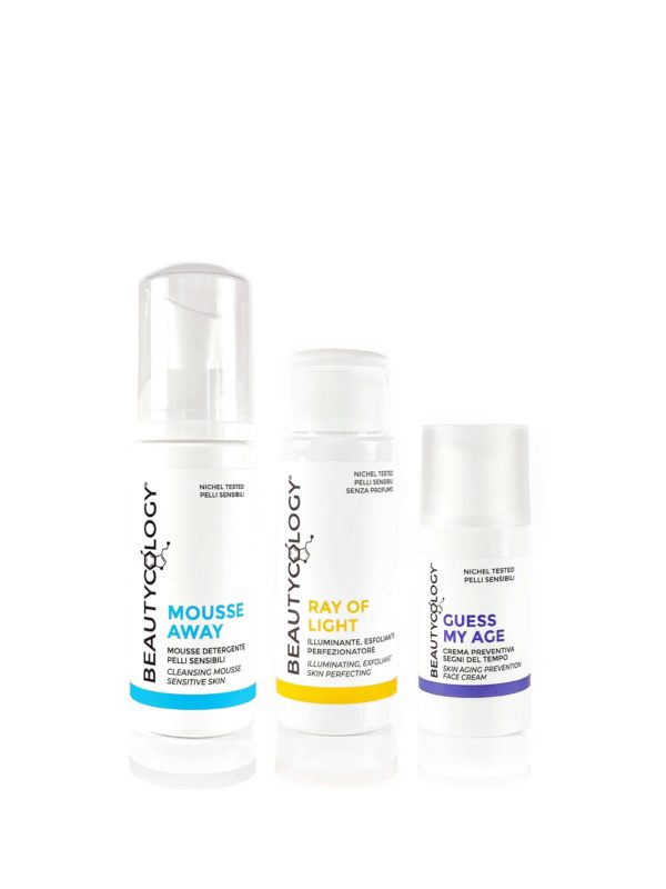 beautycology kit beauty routine