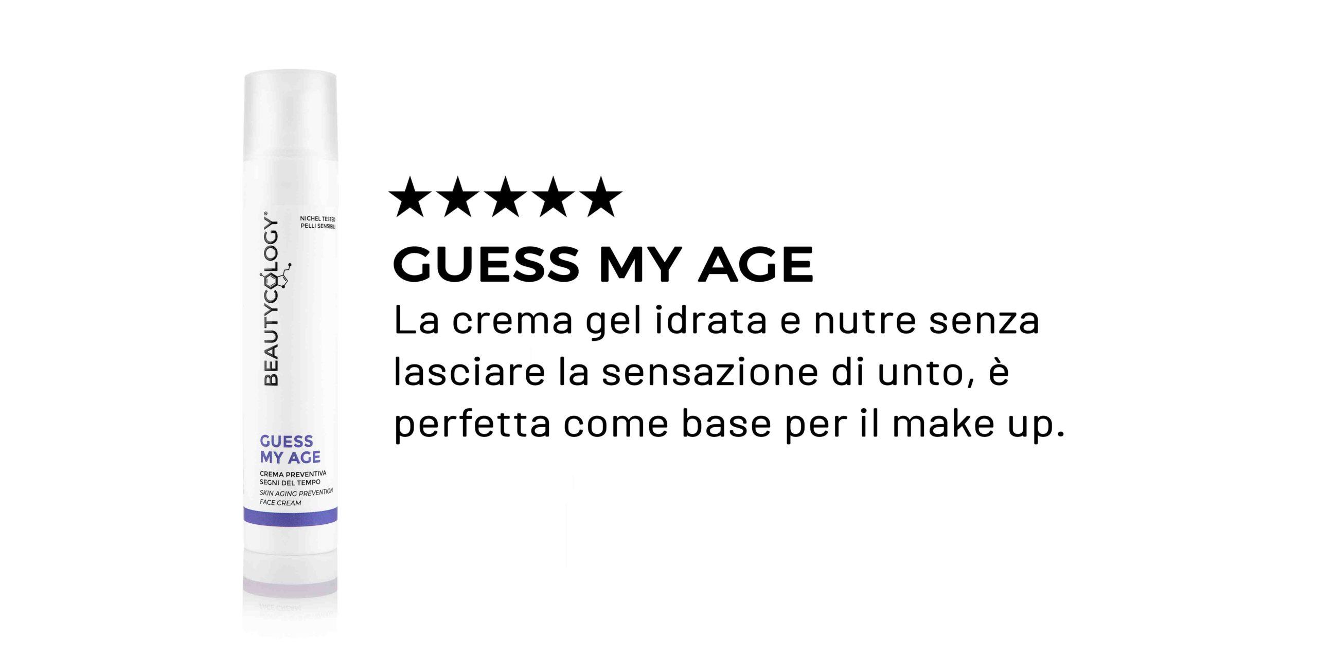 beautycologa crema antiage prevenzione rughe